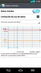 LG G2 - Internet - Ver uso de datos - Paso 10