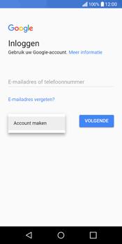 LG Q6 (M700) - Applicaties - Account aanmaken - Stap 4