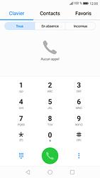 Huawei P9 - Android Nougat - Messagerie vocale - configuration manuelle - Étape 4
