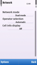 Nokia C5-03 - Network - Usage across the border - Step 6