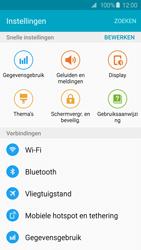 Samsung Galaxy S6 (G920F) - Internet - Uitzetten - Stap 5