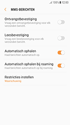 Samsung Galaxy S6 - Android Nougat - MMS - probleem met ontvangen - Stap 8