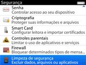 BlackBerry 9620 - Funções básicas - Como restaurar as configurações originais do seu aparelho - Etapa 5
