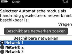 BlackBerry 8520 Curve - Netwerk - Gebruik in het buitenland - Stap 7
