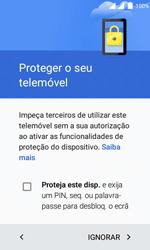 Wiko Sunny DS - Primeiros passos - Como ligar o telemóvel pela primeira vez -  19