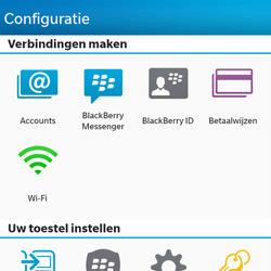 BlackBerry Q10 - E-mail - Handmatig instellen - Stap 4
