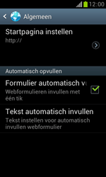 Samsung S7560 Galaxy Trend - Internet - Handmatig instellen - Stap 23
