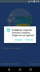 Sony F3111 Xperia XA - Android Nougat - E-mail - handmatig instellen (outlook) - Stap 12