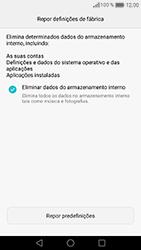 Huawei Honor 8 - Repor definições - Como repor definições de fábrica do telemóvel -  8
