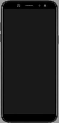 Samsung Galaxy A6 - Premiers pas - Découvrir les touches principales - Étape 2