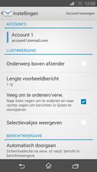 Sony Xperia Z3 4G (D6603) - E-mail - Instellingen KPNMail controleren - Stap 7