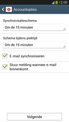 Samsung I9295 Galaxy S IV Active - E-mail - Handmatig instellen - Stap 17