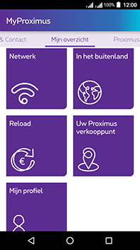 Acer Liquid Zest 4G Plus - Applicaties - MyProximus - Stap 17