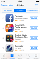 Apple iPhone 4 S - iOS 7 - apps - account instellen - stap 5