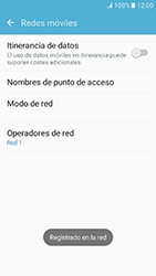 Samsung Galaxy J5 (2016) - Red - Seleccionar una red - Paso 10