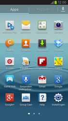 Samsung I9305 Galaxy S III LTE - Instellingen aanpassen - Fabrieksinstellingen terugzetten - Stap 3