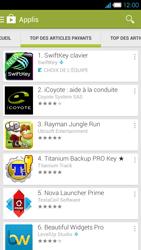 Bouygues Telecom Ultym 4 - Applications - Télécharger une application - Étape 8