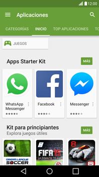 LG G4 - Aplicaciones - Descargar aplicaciones - Paso 5