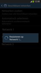 Samsung C105 Galaxy S IV Zoom LTE - Bellen - in het buitenland - Stap 9