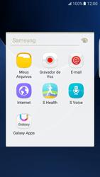 Samsung Galaxy S7 Edge - Email - Como configurar seu celular para receber e enviar e-mails - Etapa 4