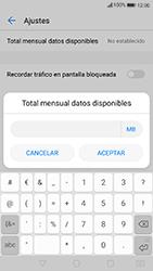 Huawei P10 Lite - Internet - Ver uso de datos - Paso 7
