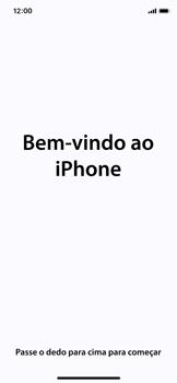 Apple iPhone iOS 12 - Primeiros passos - Como ativar seu aparelho - Etapa 32