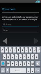LG Optimus F5 - Premiers pas - Créer un compte - Étape 6
