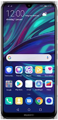 Huawei Y7 (2019) - MMS - handmatig instellen - Stap 17