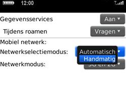 BlackBerry 9700 Bold - Netwerk - Gebruik in het buitenland - Stap 5