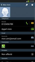 Samsung Galaxy S4 - Contact, Appels, SMS/MMS - Ajouter un contact - Étape 14
