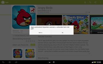Sony SGP321 Xperia Tablet Z LTE - Applicaties - Downloaden - Stap 19