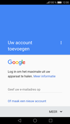 Huawei Huawei P9 Lite (Model VNS-L11) - Applicaties - Account aanmaken - Stap 3