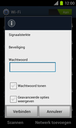 Samsung I9100 Galaxy S II met OS 4 ICS - WiFi - Handmatig instellen - Stap 8