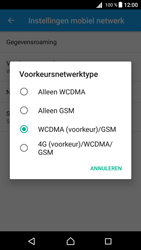 Sony Xperia Z5 Compact (E5823) - Android Nougat - Netwerk - 4G activeren - Stap 7