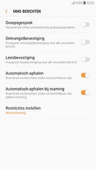 Samsung Galaxy J7 (2017) - MMS - probleem met ontvangen - Stap 8