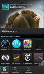 BlackBerry Z10 - Applications - Télécharger une application - Étape 9