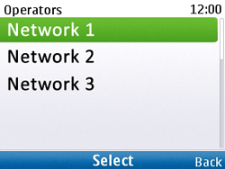 Nokia C3-00 - Network - Usage across the border - Step 8