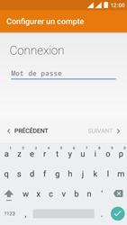 Wiko Rainbow Lite 4G - E-mails - Ajouter ou modifier un compte e-mail - Étape 7