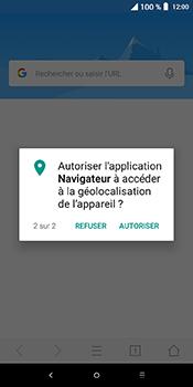 Alcatel 3L - Internet et connexion - Naviguer sur internet - Étape 5