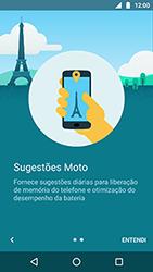 Motorola Moto X4 - Primeiros passos - Como ativar seu aparelho - Etapa 20