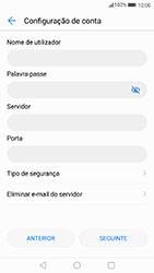 Huawei P8 Lite (2017) - Email - Configurar a conta de Email -  11