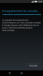 HTC Desire 610 - Premiers pas - Créer un compte - Étape 21
