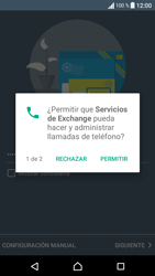 Sony Xperia E5 (F3313) - E-mail - Configurar Outlook.com - Paso 10