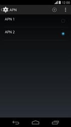 Motorola Moto X (2ª Gen) - Internet - Configurar Internet - Paso 17