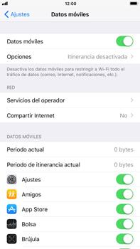 Apple iPhone 7 Plus iOS 11 - Mensajería - Configurar el equipo para mensajes multimedia - Paso 4