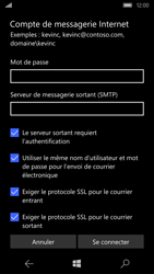 Microsoft Lumia 950 - E-mail - Configuration manuelle - Étape 13