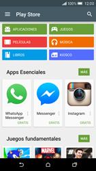 HTC One M9 - Aplicaciones - Tienda de aplicaciones - Paso 15