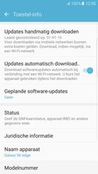 Samsung Galaxy S6 Edge - Android M - Software update - update installeren zonder PC - Stap 5