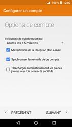Crosscall Core X3 - E-mails - Ajouter ou modifier votre compte Yahoo - Étape 12