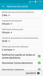 Samsung Galaxy A3 - E-mail - Configurar Outlook.com - Paso 7